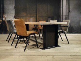 industriele tafel magnus - ongerookt witte olie