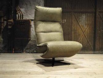 leren relax fauteuil