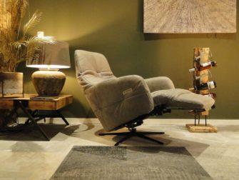 Elektrisch verstelbare fauteuil