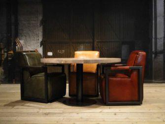 Industrieel ronde tafel