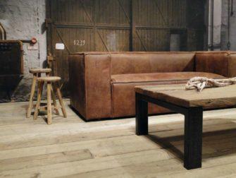 industriele salontafel barolo