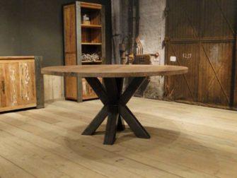 ronde industriele tafel calais