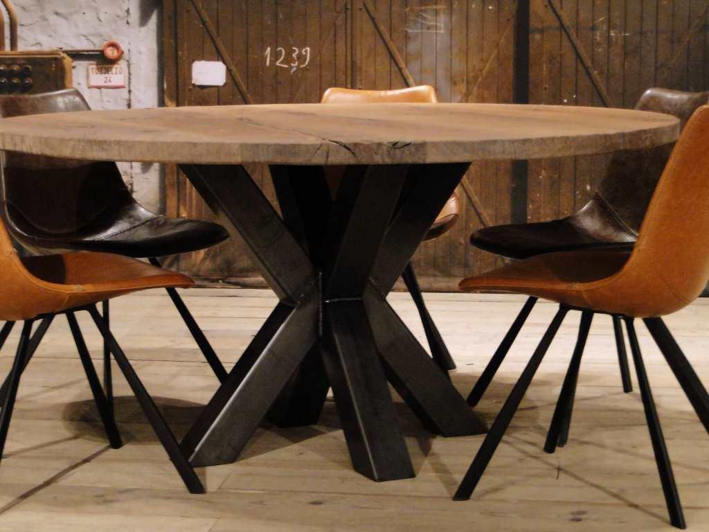 ronde maatwerk tafel