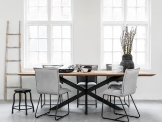 stoere tafel spinnenpoot