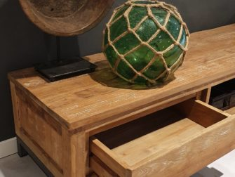 stoer tv-meubel oud hout
