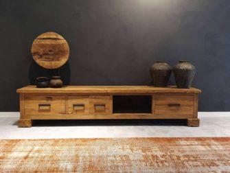 driftwood tv meubel
