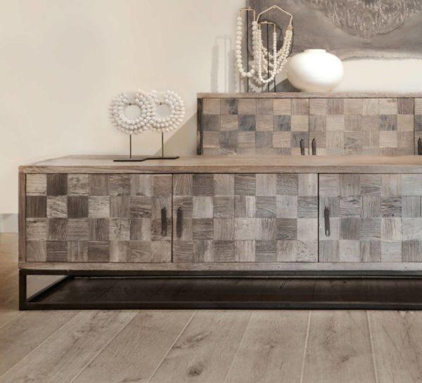 TV-meubel Elancourt - 175x45x55cm