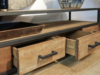 TV-meubel Maldini 220x45x45cm - smal frame
