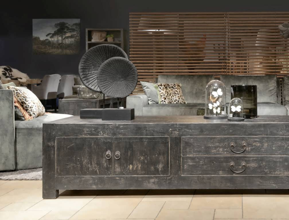 Meubels Landelijk Maken : Landelijk tv meubel oud is nieuw